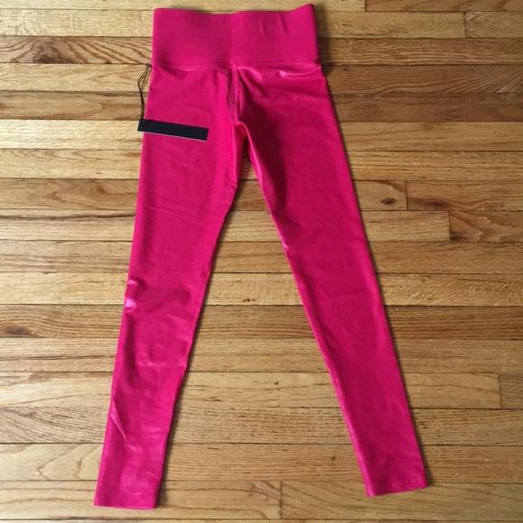 1ebf5bafadfe7 carbon 38 Pants | Takara Highwaisted Legging Orchid Pink | Poshmark